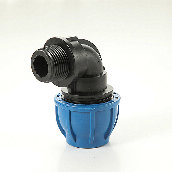 USA style PP compression fittings