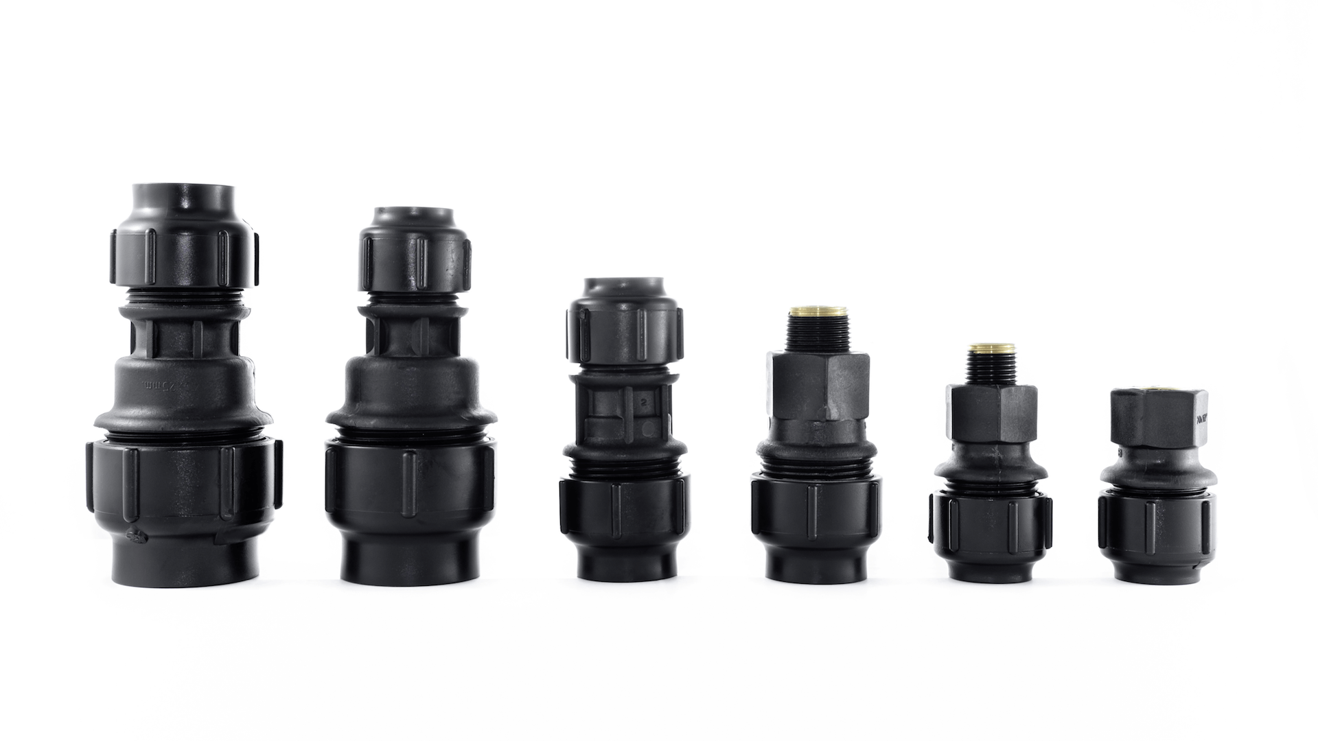 HDPE products - HDPE fittings