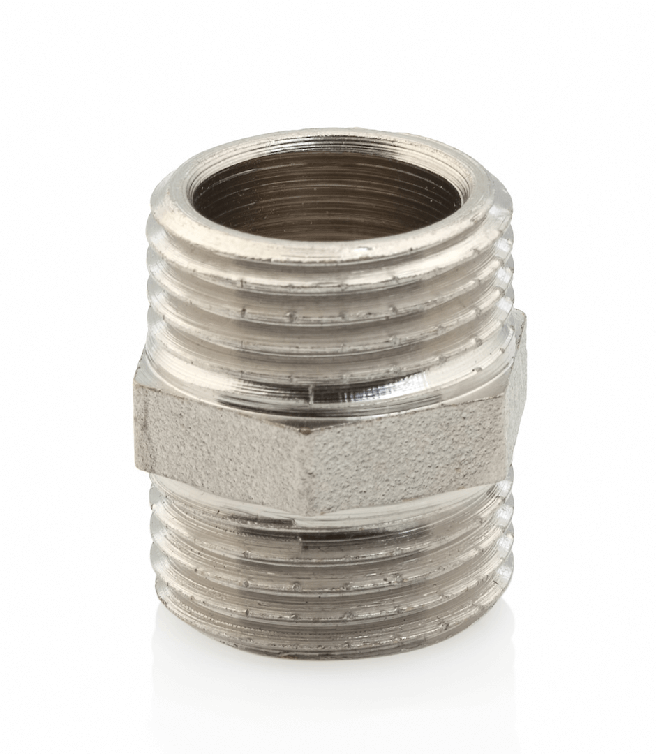 PEX compression fittings