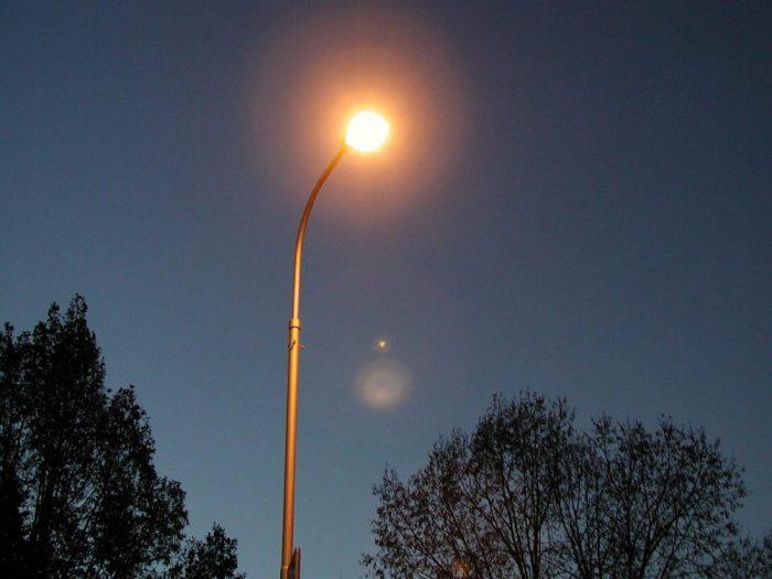 HPS Street Light